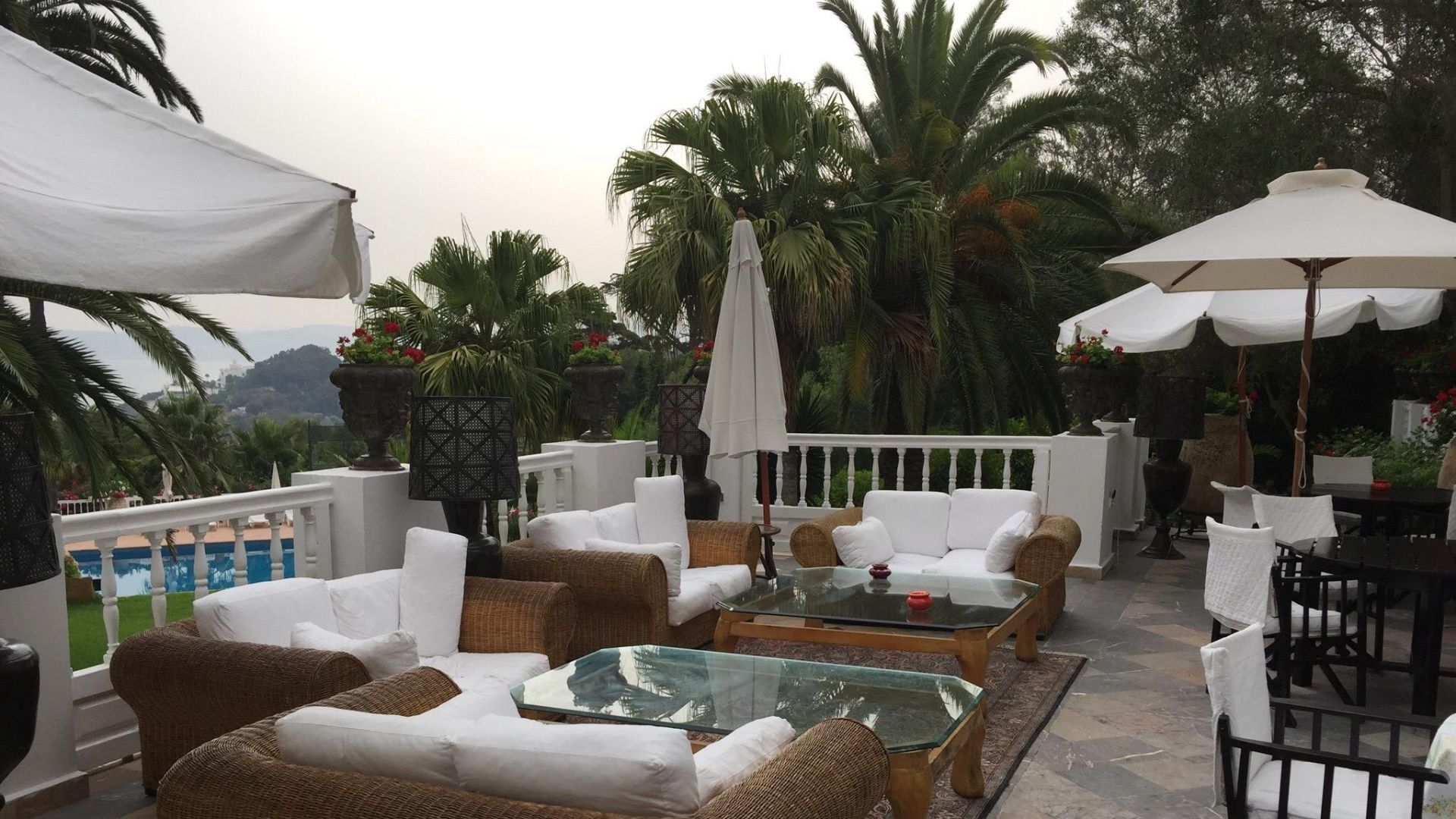 Villa Josephine - Terrace