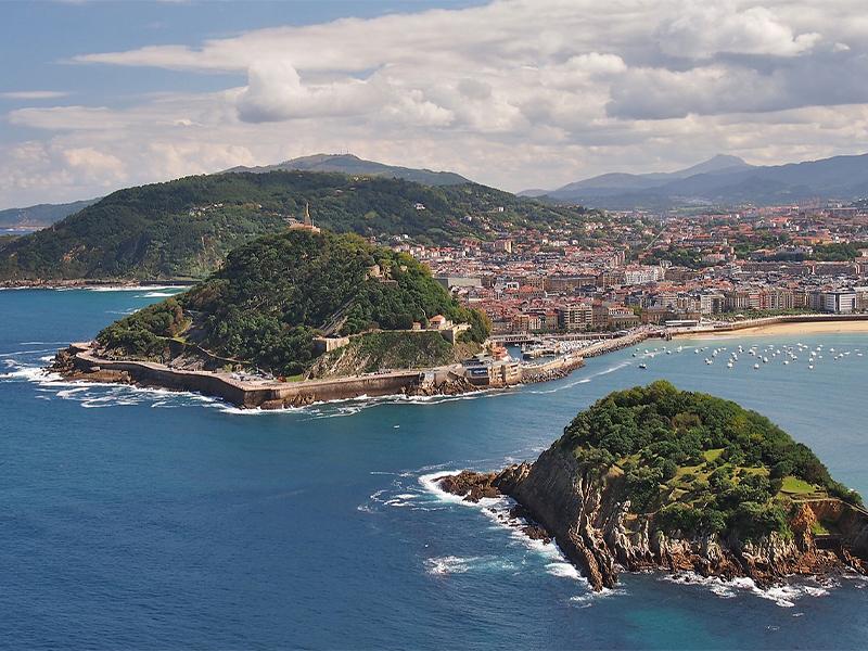 Visit San Sebastian, Spain