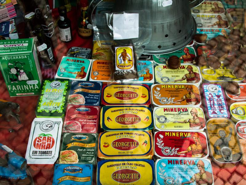 Visit food markets in Lisbon Portugal
