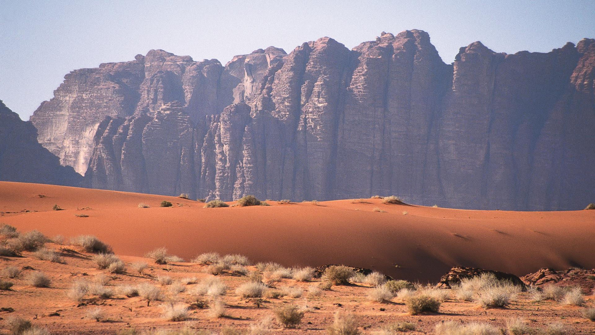 Wadi-Rum-Landscape-in-Jordan