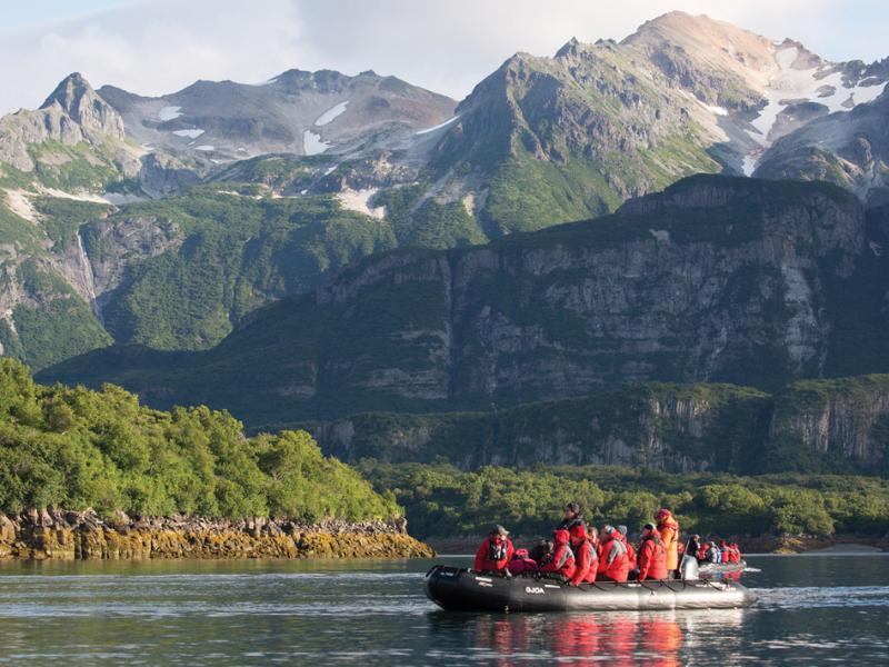 Wildlife Quest Alaskan Cruise