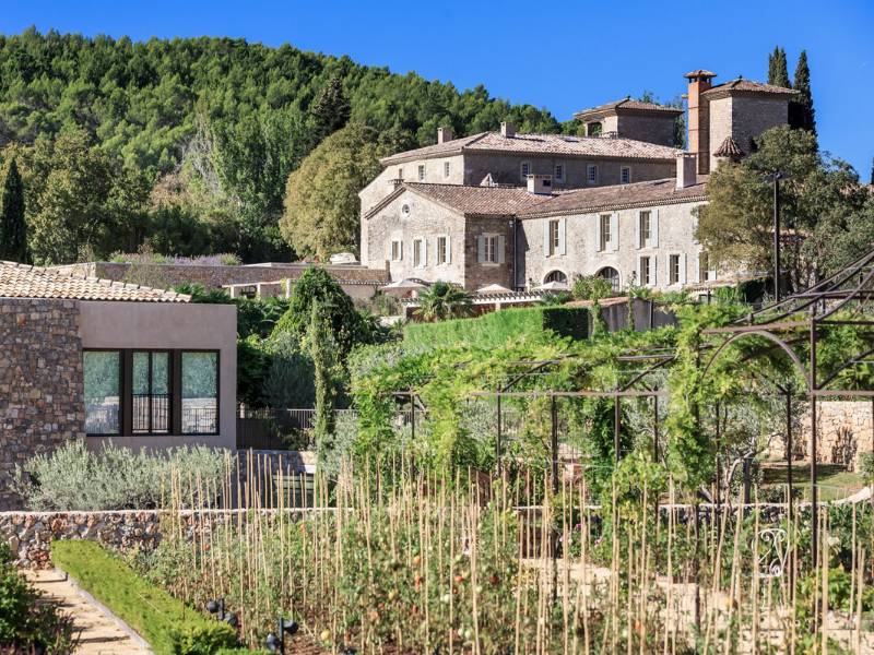 Wine trip to the Country Estate Chateau de Berne Cap d'Antibes French Riviera France