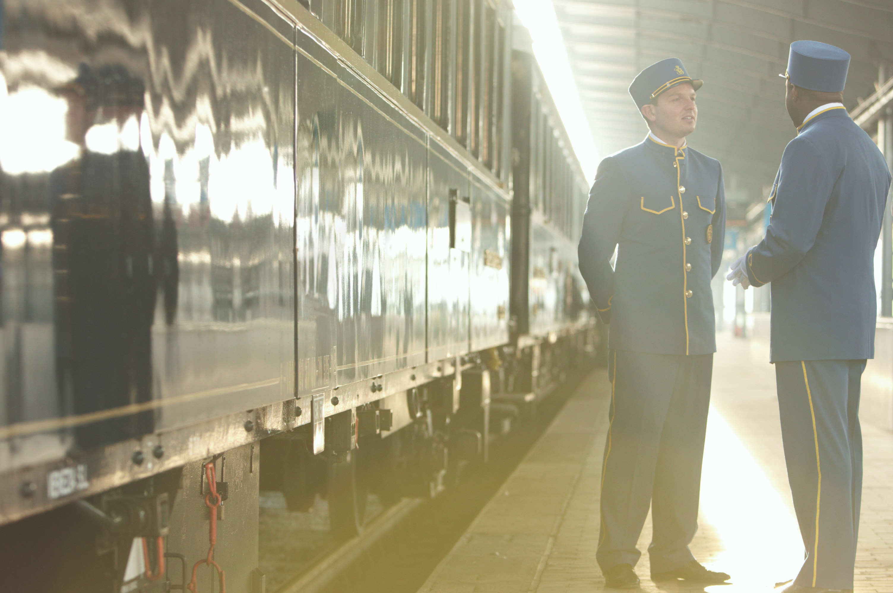 Venice Simplon Orient Express.