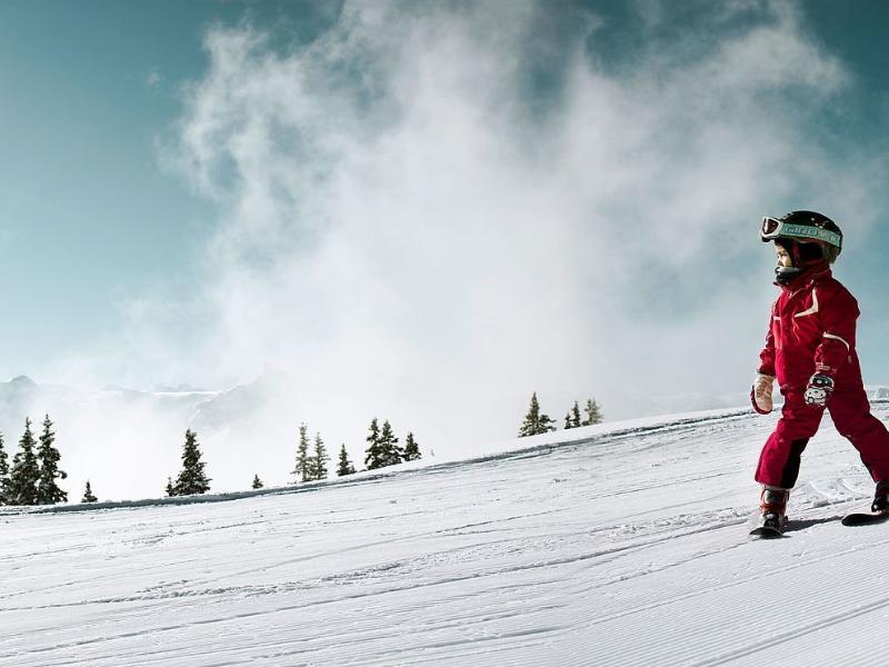 Zell am See ski gear